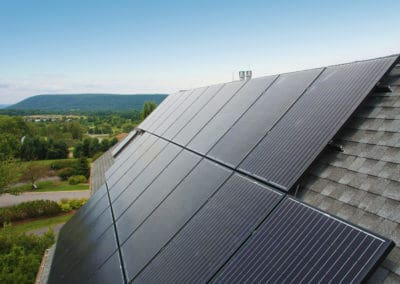 Energy Efficiency roof mount solar panels state college