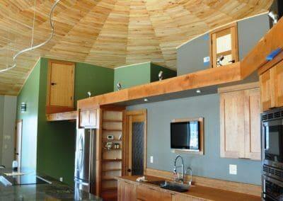 Zion Round House Design Build