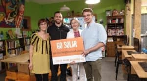 The Allegheny County Solar Co-op Has Selected State College-based Company Envinity