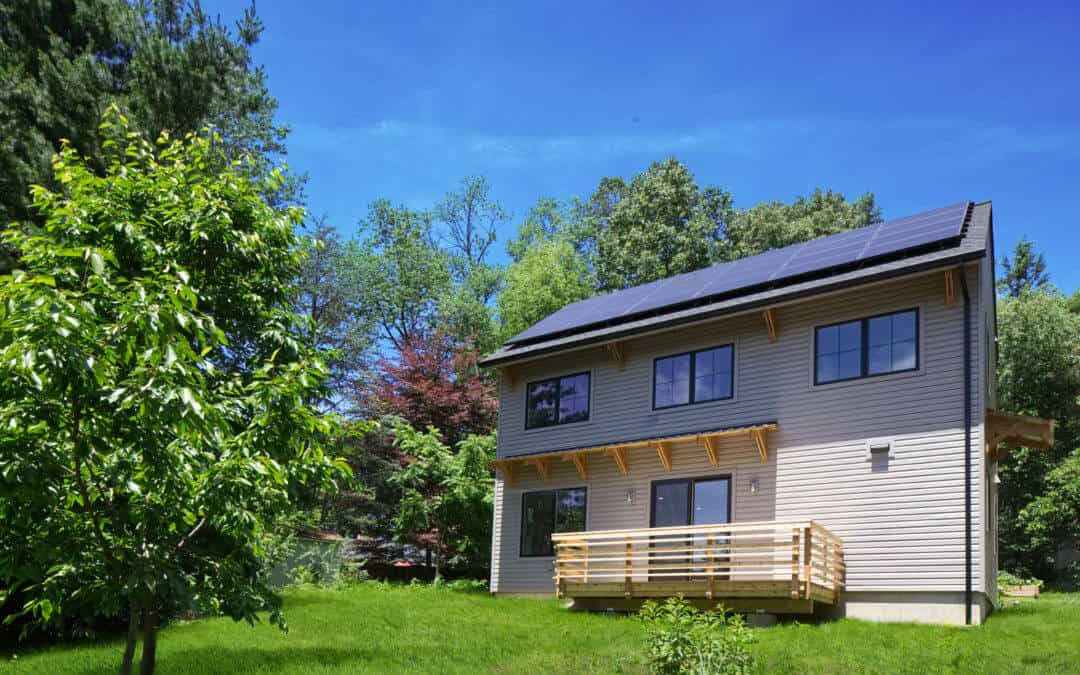 Sustainable Design energy star certified homes passive house