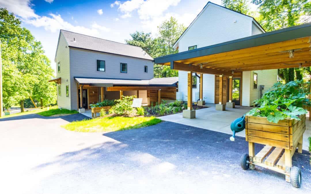 13.2 kW State College GreenBuild Duplex