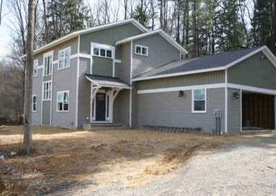 New Construction Energy Efficiency Home Design in Old Fort, PA