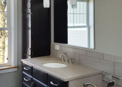 Energy Efficient Master Bathroom Renovation in State College, PA