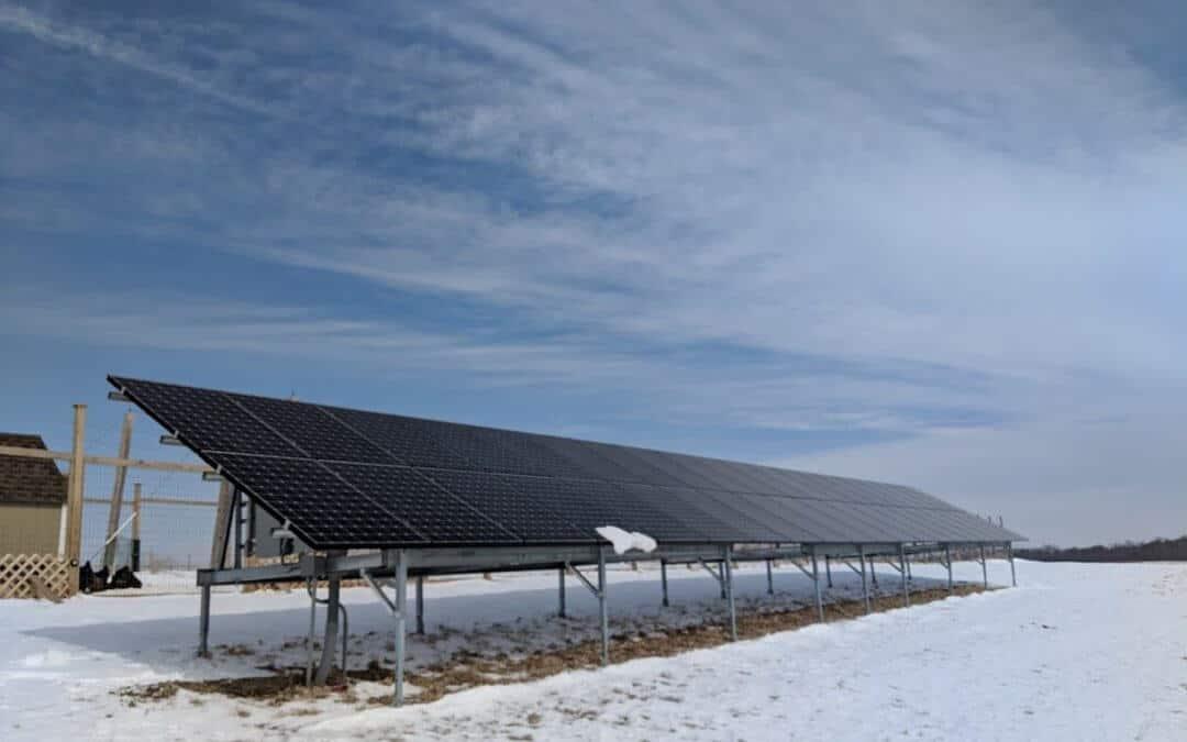 13.2 kW Residential Solar System, Dubois PA