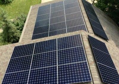 Going Solar Sunpower Rooftop Residential Solar Panels