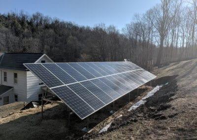 11.68 kW Residential Solar, Bellefonte PA