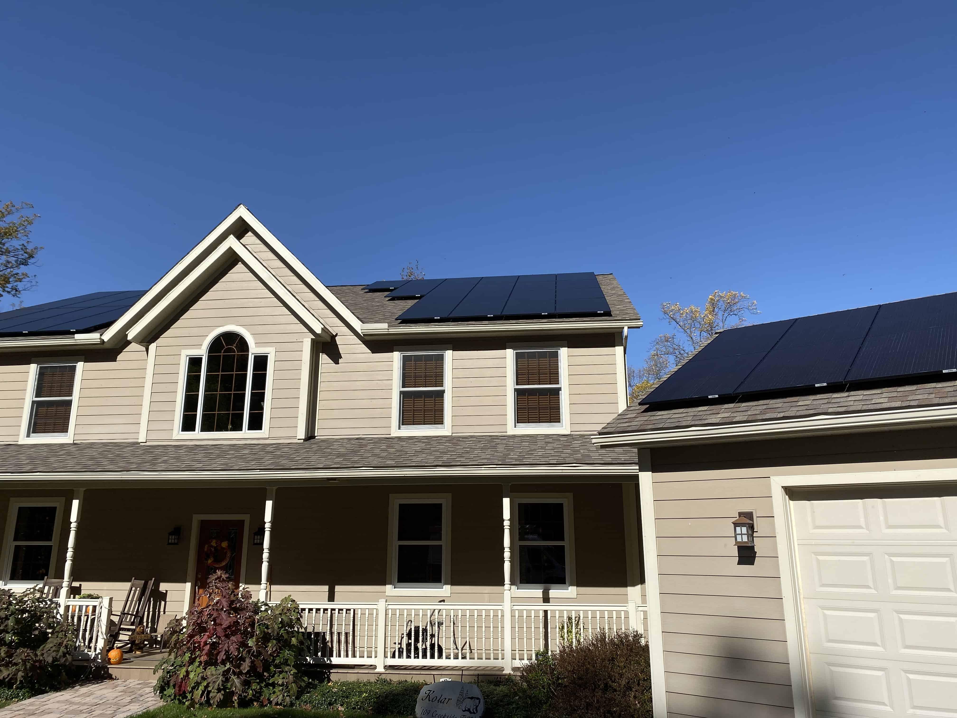 Central Pennsylvania Residential Solar System