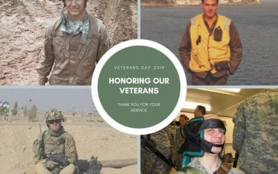 Veteran's Day 2019: Honoring our Military