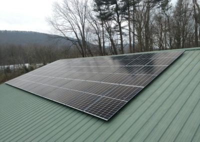 Metal Roof Solar Panels