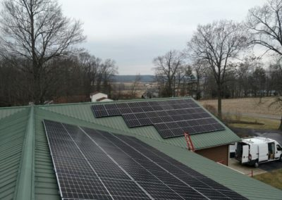 22.1 kW Residential Solar System – State College, PA