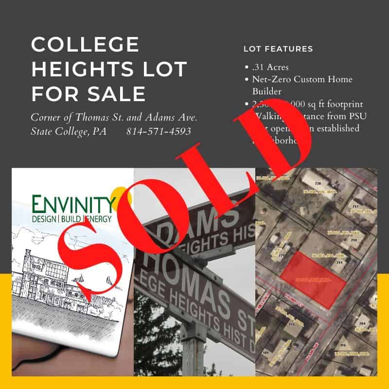 College Heights Lot