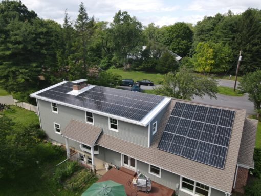 17.75 kW Residential Solar System – State College, PA