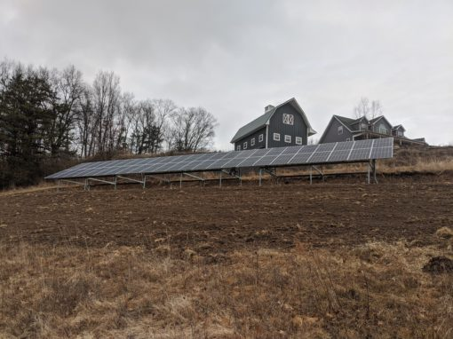 18 kw Residential Solar System – Centre Hall, PA