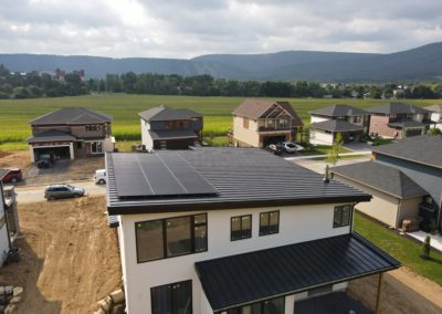 Metal Rooftop Solar State College
