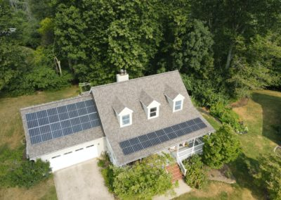 15.6 kW Residential Solar System – Boalsburg, PA