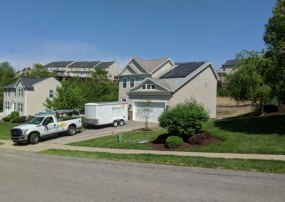 5.21 kW Residential Solar System – Pittsburgh, PA