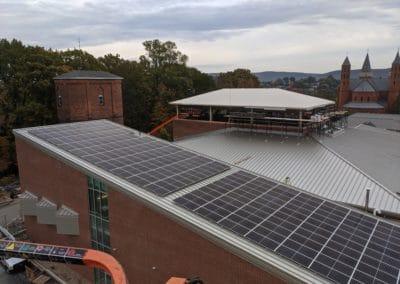 Saint Vincent College Solar