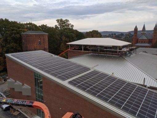 Saint Vincent College – Rooftop Solar – Latrobe, PA