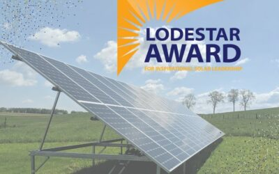 Envinity Honored with PA Solar Center Lodestar Award