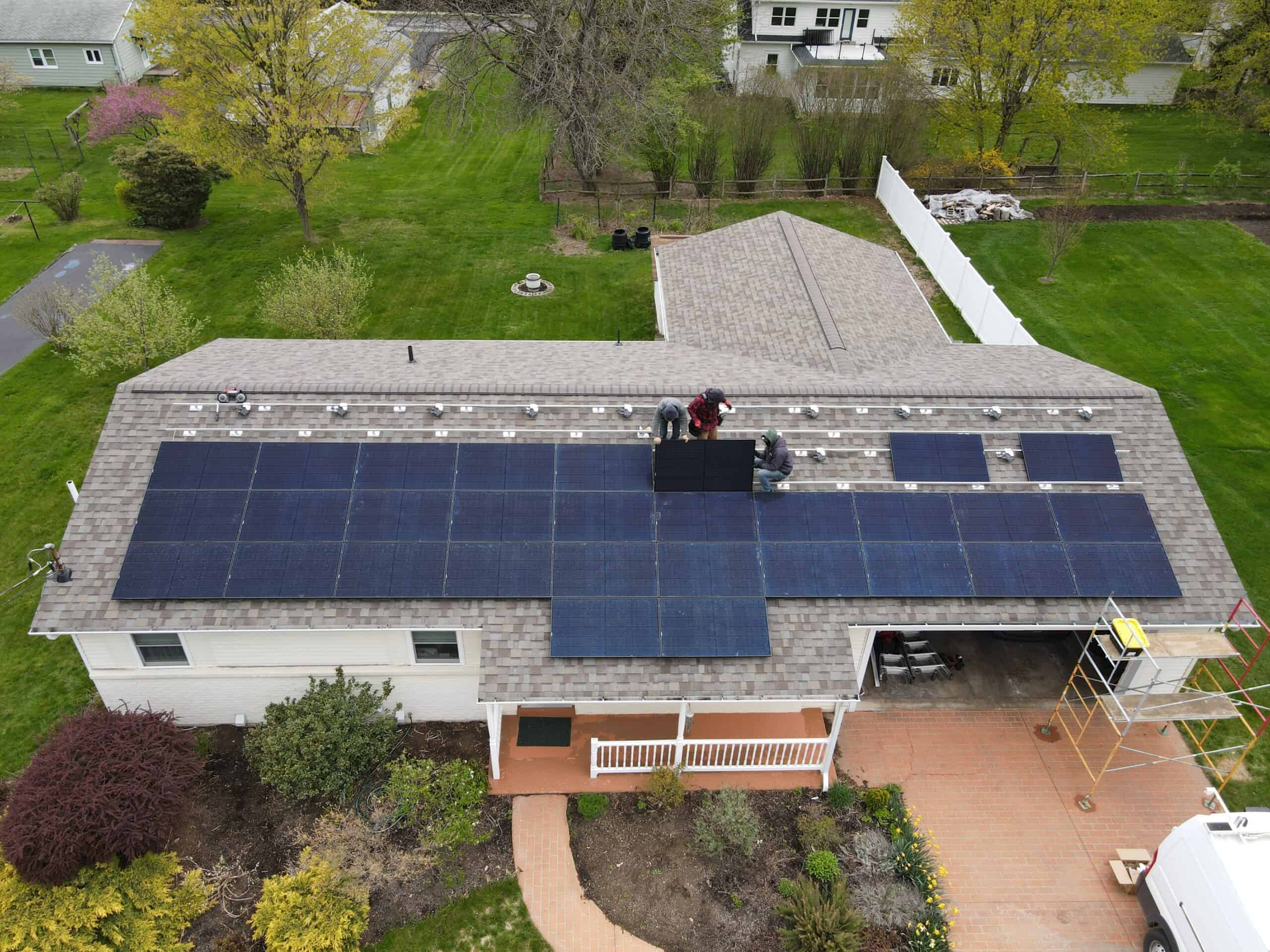 State College Residential Solar Panels